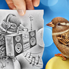 T3_pencil vs camera - 66 (ben heine)